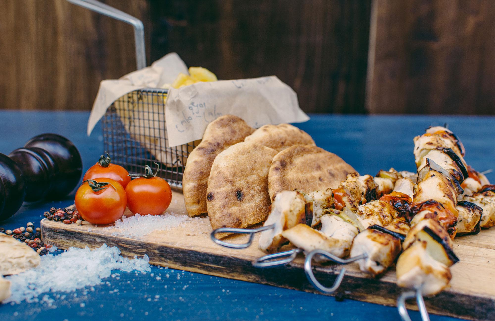 πίτες για σουβλάκια, souvlaki, souvlaki pita, pitaki, πιτακι, πιτακια, mini pita